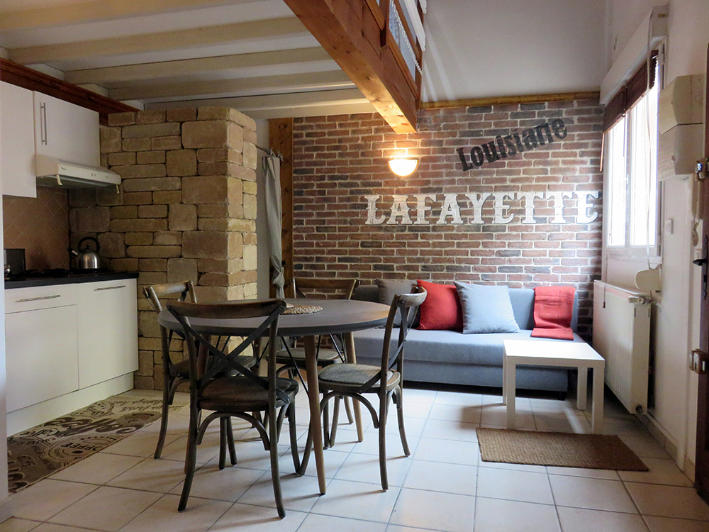 LAFAYETTE 3 Le Tom Sawyer - Appart Hotel Saint Etienne - Lafayette Tom Sawyer Louisiane 42